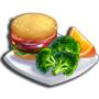素漢堡,ChefVille(廚師小鎮)