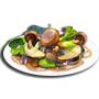 野蘑菇沙拉,ChefVille(廚師小鎮)