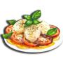 卡布里沙拉,ChefVille(廚師小鎮)