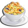 通心粉沙拉,ChefVille(廚師小鎮)