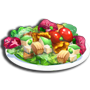 華爾道夫沙拉,ChefVille(廚師小鎮)