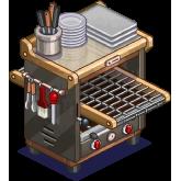 燒烤爐(Broiler),ChefVille(廚師小鎮)