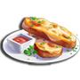 蒜香起士麵包,ChefVille(廚師小鎮)