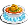 冰鎮西班牙番茄冷湯,ChefVille(廚師小鎮)