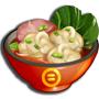 餛飩湯,ChefVille(廚師小鎮)