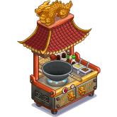 炒鍋(Wok),ChefVille(廚師小鎮)