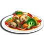 熱炒蔬菜,ChefVille(廚師小鎮)