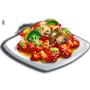 糖醋雞肉,ChefVille(廚師小鎮)