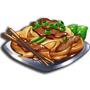 牛肉炒河粉,ChefVille(廚師小鎮)