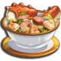 西班牙海鮮飯,ChefVille(廚師小鎮)