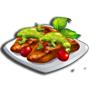 青醬雞肉,ChefVille(廚師小鎮)