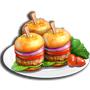 迷你漢堡,ChefVille(廚師小鎮)
