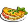 切達乳酪煎蛋捲,ChefVille(廚師小鎮)