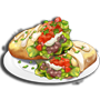 墨西哥蔬菜捲餅,ChefVille(廚師小鎮)