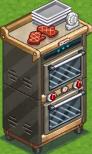 ChefVille, 烤箱(Oven)