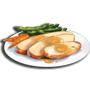 清教徒烤火雞佐醬汁,ChefVille(廚師小鎮)