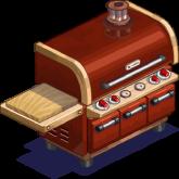 燒烤(BBQ),ChefVille(廚師小鎮)