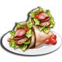 德州墨式炭烤牛排捲,ChefVille(廚師小鎮)