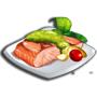 青醬鮭魚,ChefVille(廚師小鎮)