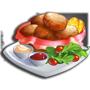 牛肉可樂餅,ChefVille(廚師小鎮)