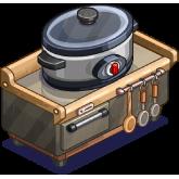 慢燉鍋(Show Cooker),ChefVille(廚師小鎮)