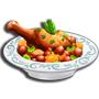 法式紅酒燉雞, ChefVille