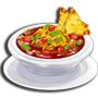 素食辣豆湯,ChefVille(廚師小鎮)