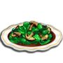 蔬菜炒蘑菇,ChefVille(廚師小鎮)