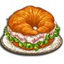 雞肉沙拉三明治, ChefVille