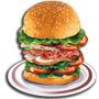 高聳的火雞三明治, ChefVille