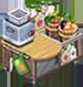 ChefVille, 沾醬檯(Dip Station)
