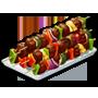 ChefVille, 牛肉串燒