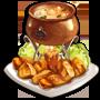 ChefVille, 雞肉火鍋