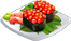 ChefVille, 鮭魚卵壽司