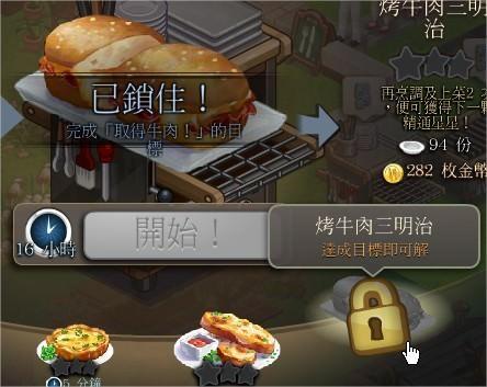 ChefVille(廚師小鎮)廚具烹飪檯介紹