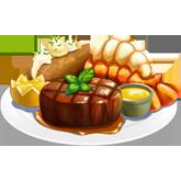 ChefVille, 海陸大餐