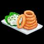 ChefVille, 洋蔥圈