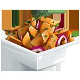 ChefVille, 地瓜沙拉