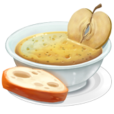 ChefVille, 烤蘋果洋蔥湯