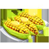 ChefVille, 烤玉米