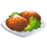 ChefVille, 烤地瓜