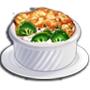 焗烤花椰菜, ChefVille