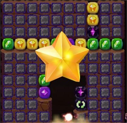 Ruby Blast Adventures, Facebook game