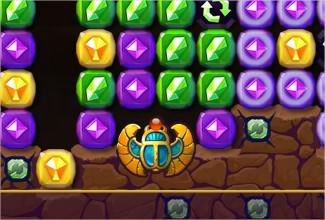 Ruby Blast Adventures, Facebook game