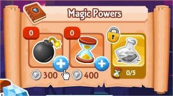 Magic Power, Diamond Dash