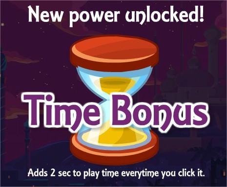 Time Bonus, Diamond Dash
