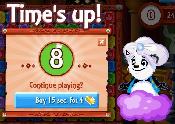 Diamond Dash, Facebook game
