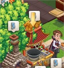 ChefVille(廚師小鎮)找南瓜小技巧