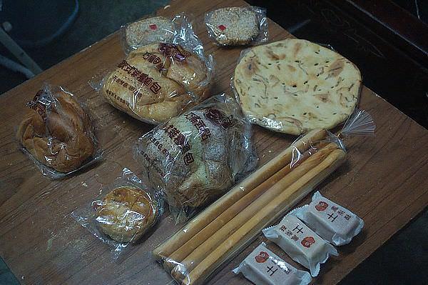 巧福西點麵包店