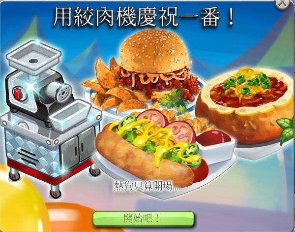ChefVille(廚師小鎮)市集博覽會